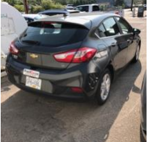2018 Chevrolet Cruze Hatchback full